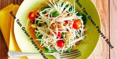 Som Tam Green Papaya Salad