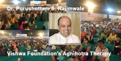 Vishwa Foundation's Agnihotra Therapy
