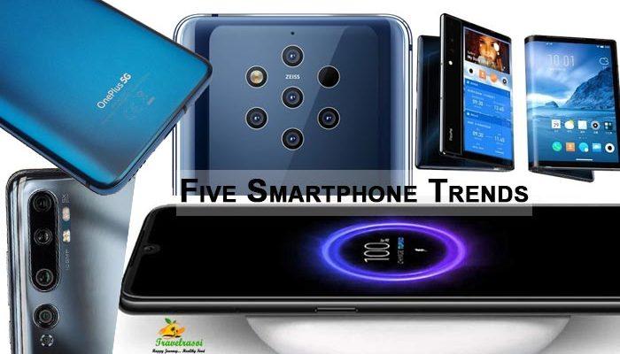 Five Smartphone Launch in 2020