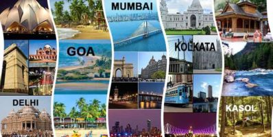 Most Happening Destinations in India