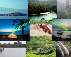 Weekend Getaway Options from Mumbai