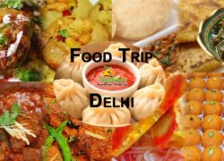 Food trip to Delhi