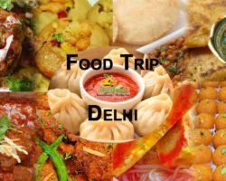 Food trip to Delhi