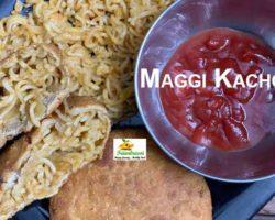 Whole Wheat Maggi Kachori