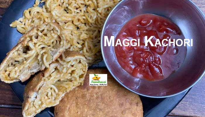 Whole Wheat Maggi Kachori