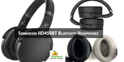 Sennheiser HD450BT Bluetooth Headphones