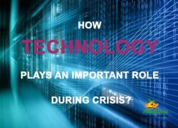technologies increases during the crisis