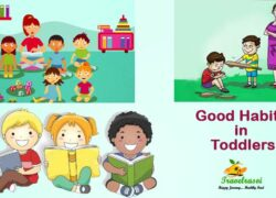 Good Habits in Toddlers